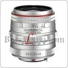 Pentax HD DA 20-40mm F2.8-4ED DC WR Silver
