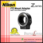 Nikon FTZ Mount Adapter for Nikkor Z