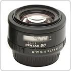 Pentax Lens SMC FA 50MM F1.4