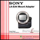 Sony Alpha LA-EA4 Mount Adapter