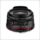 Pentax HD Pentax DA 15mm f/4 ED AL Limited New