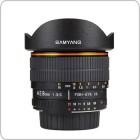 Samyang 8 mm f/3.5 Aspherical IF MC Fish-eye AE for Nikon