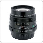 Pentax Lens SMC FA 77MM F1.8 LIMITED (B) W/C