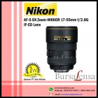 Nikon AF-S DX Zoom-NIKKOR 17-55mm f/2.8G IF-ED Lens