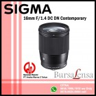 Sigma 16mm f/1.4 DC DN C