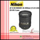 Nikon AF-S DX NIKKOR 18-200mm f/3.5-5.6G ED VR II Lens