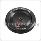 Pentax 07 Mount Shield Lens for Q-Series