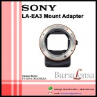 Sony Alpha LA-EA3 Mount Adapter