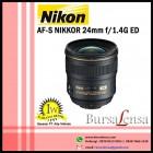 Nikon AF-S NIKKOR 24mm f/1.4G ED Nano Lens