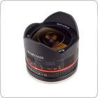 Samyang 8mm f/2.8 UMC Fisheye Lens for Sony NEX Black