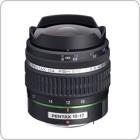 Pentax Lens SMC DA FISH EYE 10-17 F/3.5-4.5 ED (IF) W/V
