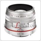 Pentax HD Pentax DA 35mm f/2.8 Macro Limited NEW (S)